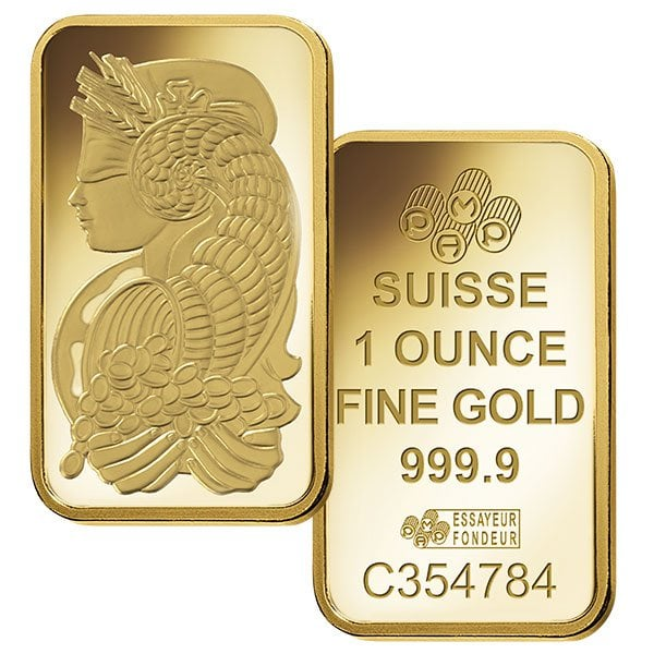 gold bullion, gold bars