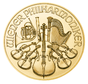 Vienna Philharmonic 1/2oz Gold Coin