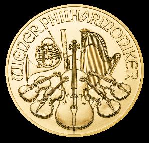 Vienna-Philharmonic-half-oz-Gold-Coin